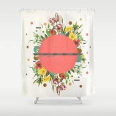 Organic Beauty_1 Shower Curtain