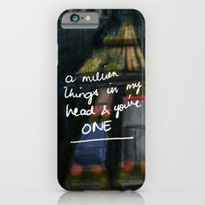 A Million Things Slim Case iPhone 6s