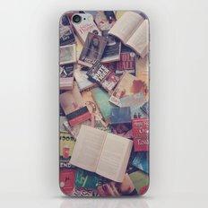 Book mania! (2) iPhone & iPod Skin