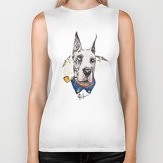 Mr. Great Dane Biker Tank