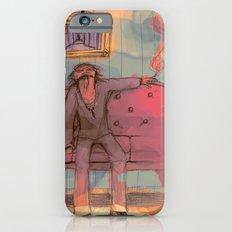 SMOldering racKEt  iPhone 6 Slim Case