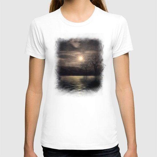 Sunset after the storm T-shirt