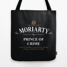 Prince of Crime Tote Bag