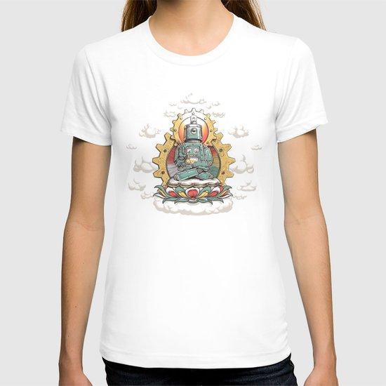 Buddha Bot v6  T-shirt