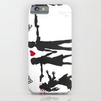 Zombie Hunting iPhone 6 Slim Case