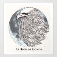 House Arryn Art Print