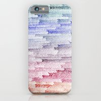 iPhone & iPod Case featuring painted waterfall by suzy