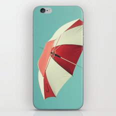 Rainy Days don't Last Forever iPhone & iPod Skin