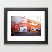 India New Delhi Airport 5472 Framed Art Print