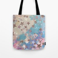 Starry Eyed Tote Bag