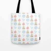 The Avatar Cycle Tote Bag