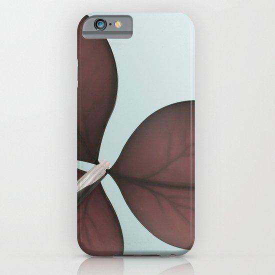 three leaf clover iPhone & iPod Case