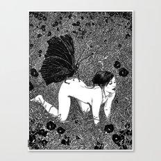 asc 389 - John Barleycorn's strange poison Canvas Print