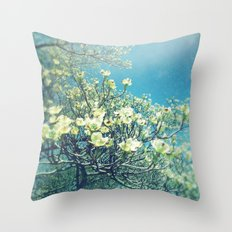 She Kept Her Dreams and Standards High Throw Pillow