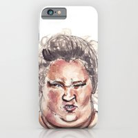 iPhone & iPod Case featuring I Guess That's My Bingo Face by Emily Blythe Jones