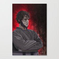 Ostinato Canvas Print