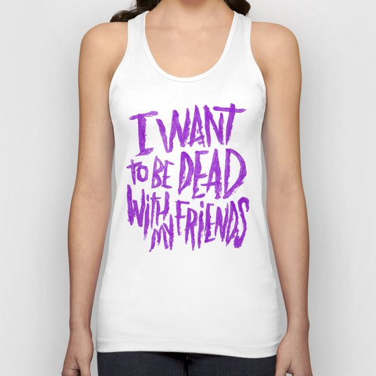 EVERY TIME I DIE Unisex Tank Top