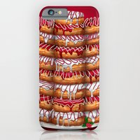 Donuts IV 'Merry Christmas' iPhone 6 Slim Case