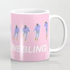 Hotline bling (pink) Mug