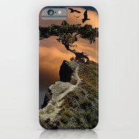 iPhone & iPod Case featuring mystic tree by ihavenonameandadress