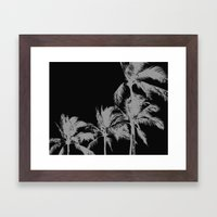 Paradise on my Mind Framed Art Print