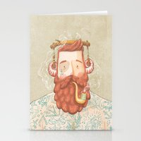 music Stationery Cards featuring Music by Seaside Spirit
