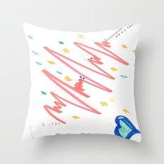 Fine Frenzy  Throw Pillow