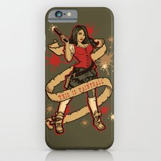 Annie get your Gun Slim Case iPhone 6s