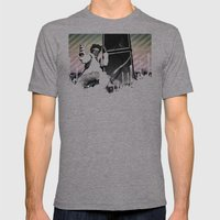 Are You Experienced? Mens Fitted Tee Athletic Grey SMALL