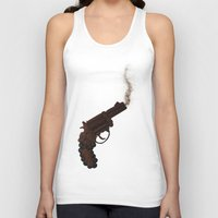 Death By Chocolate Unisex Tank Top