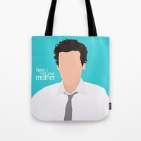 Ted Mosby from HIMYM Tote Bag