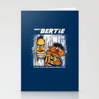 Here's Bertie Stationery Cards