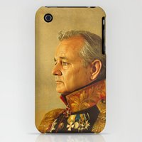 iPhone 3Gs & iPhone 3G Cases featuring Bill Murray - replaceface by replaceface