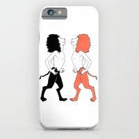 Lions iPhone 6 Slim Case