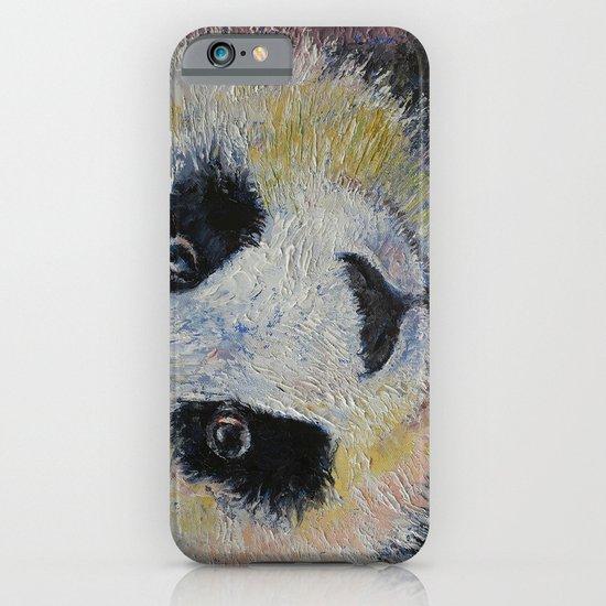 Panda Smile iPhone & iPod Case