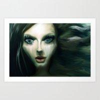 Misandra Art Print