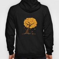 Autumn Tree Hoody