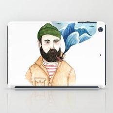The Sailor and the Sea iPad Case