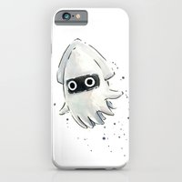 iPhone & iPod Case featuring Blooper Watercolor by Olechka