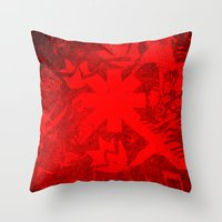 Chili Covers Throw Pillow