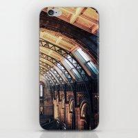 London Natural History M… iPhone & iPod Skin