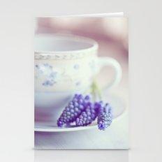 A taste of spring Stationery Cards
