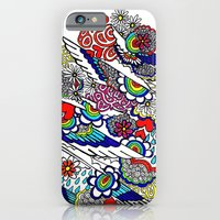 iPhone & iPod Case featuring Rainbow Mountain by kcdesign