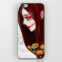 OVERLY ATTACHED GIRLFRIE… iPhone & iPod Skin