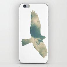 Cloud Bird iPhone & iPod Skin