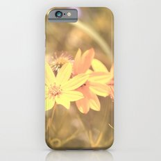 We Grew Wild in the Summer Sun  iPhone 6 Slim Case
