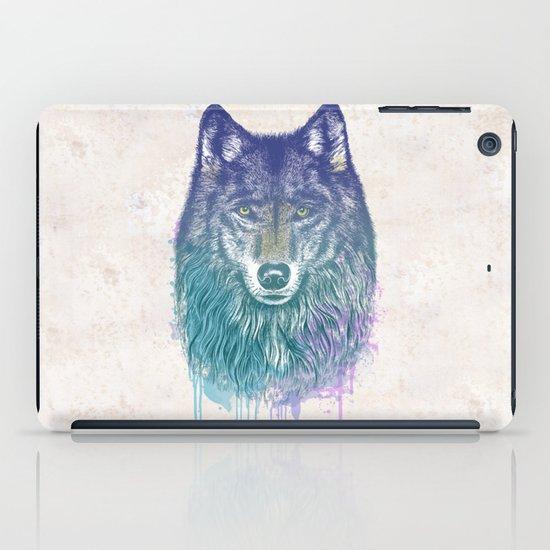 I Dream of Wolf iPad Case
