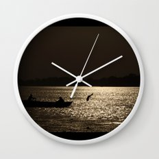 Survival Begins  Wall Clock