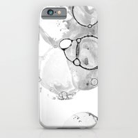 Bubbles 1 iPhone 6 Slim Case