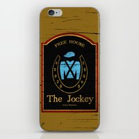 The Jockey - Shameless iPhone & iPod Skin